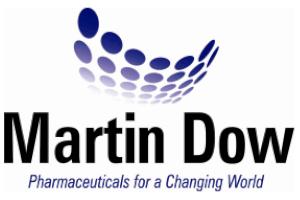 Logo Martin Dow